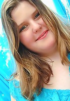 Cute Teen Plumper on Lingerie Teasing