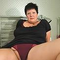 Look at those big bouncing mature titties
